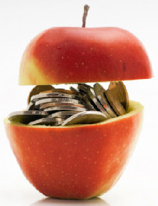 Apple and Google Tempt Investors