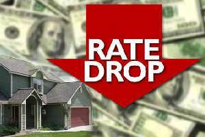Mortgage Rates Drop 5 Straight Weeks