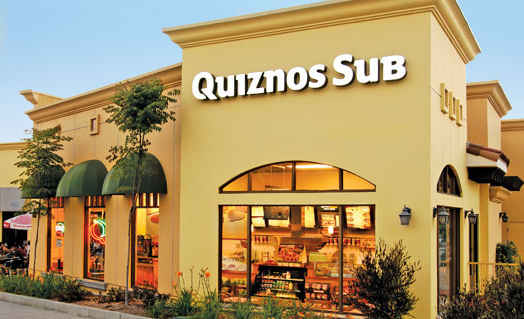 Free Lunch Troubles Quiznos