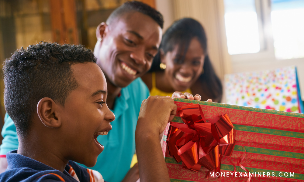 Luxury kids gifts - MoneyExaminers.com